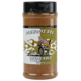 Plowboys Bovine Bold BBQ Rub - 6.5oz (184g) thumbnail